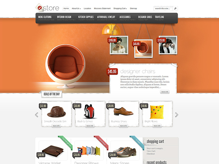Develop A Professional And Responsive Wordpress Website.
