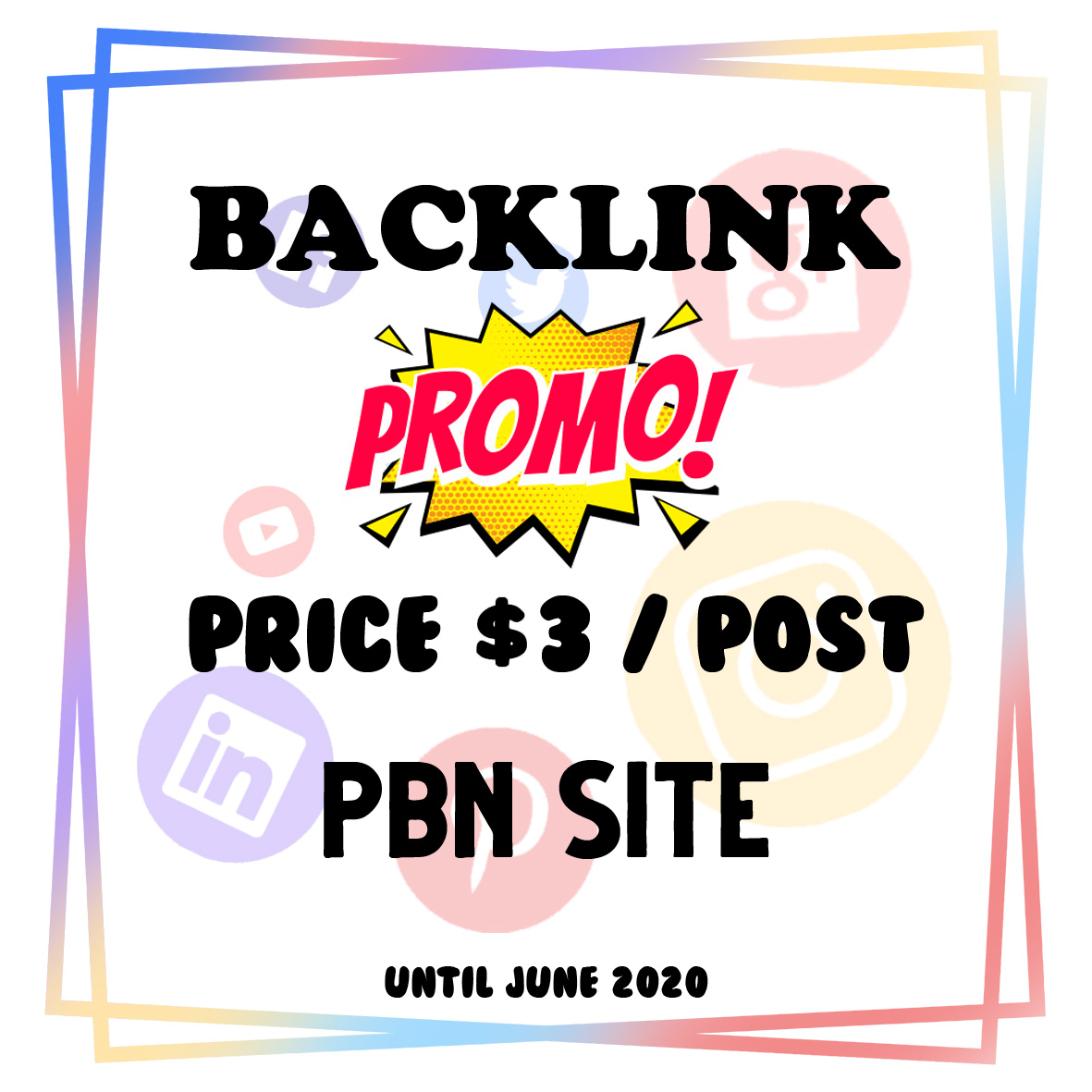 I will provide 1200 PBNs for Backlink Article Post
