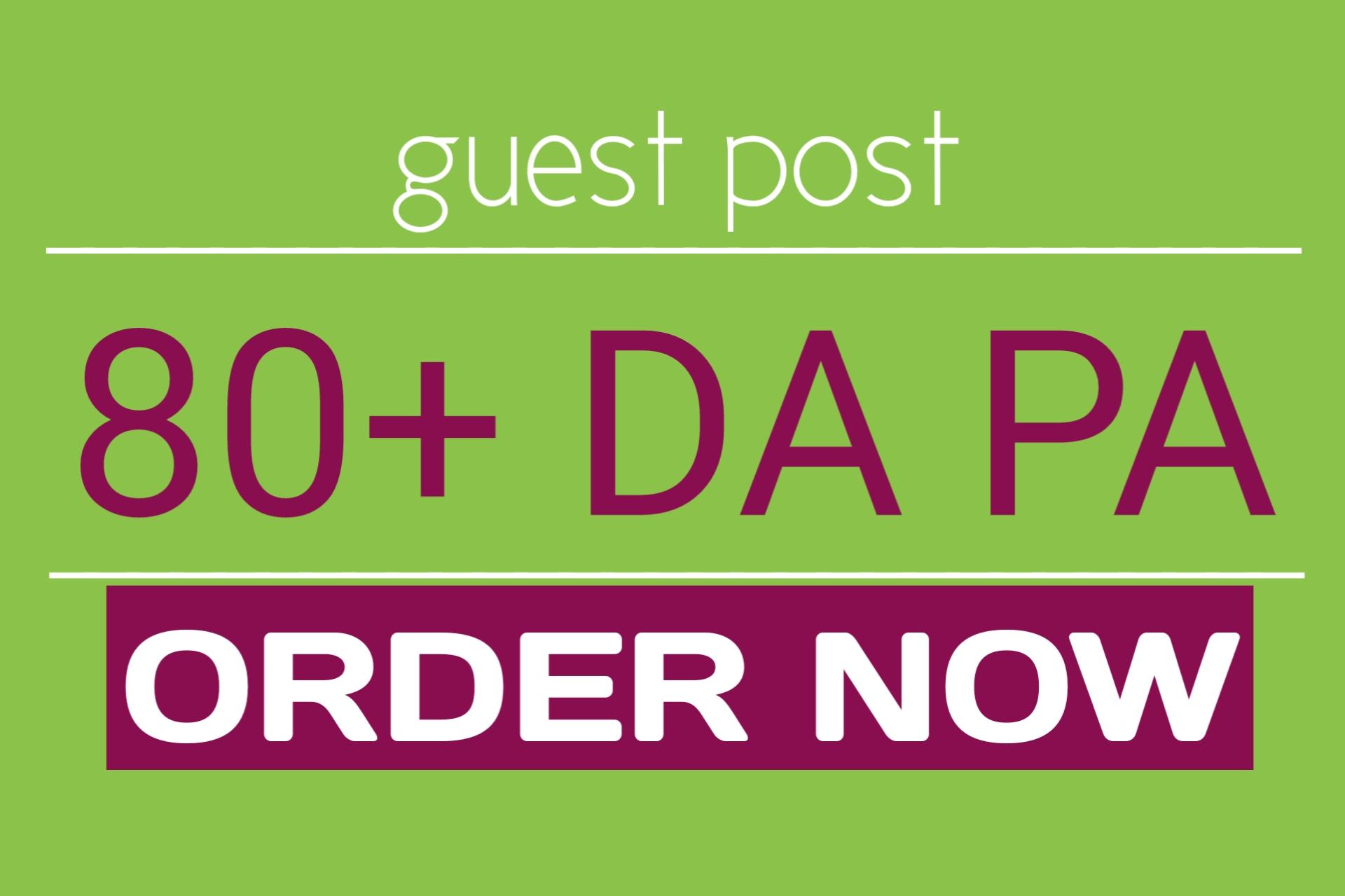 I will do post your article on bloglovin.com 80+ DA PA