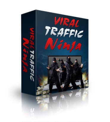 WP Viral Traffic Ninja ( You Can Use To Get UNLIMITED Visitors To Your Blog For FREE! This WordPress