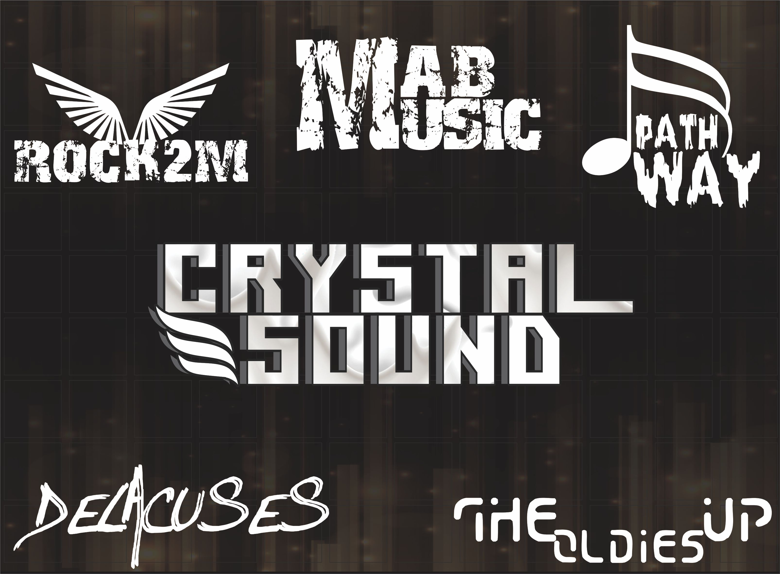 Order for any design on music e.g dj logo,  banner,  producer,  flyer,  album and so on