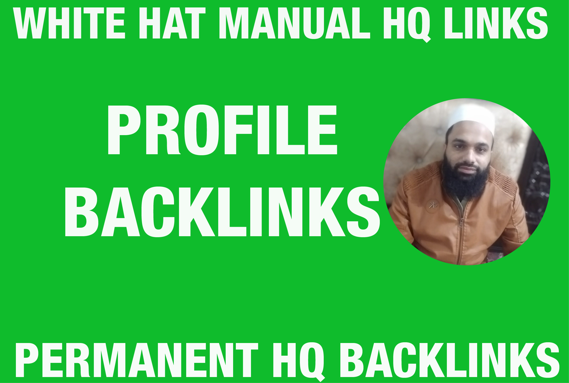 I will Provide Handmade 50 High DA Profile Backlinks Perfect For Every Websites
