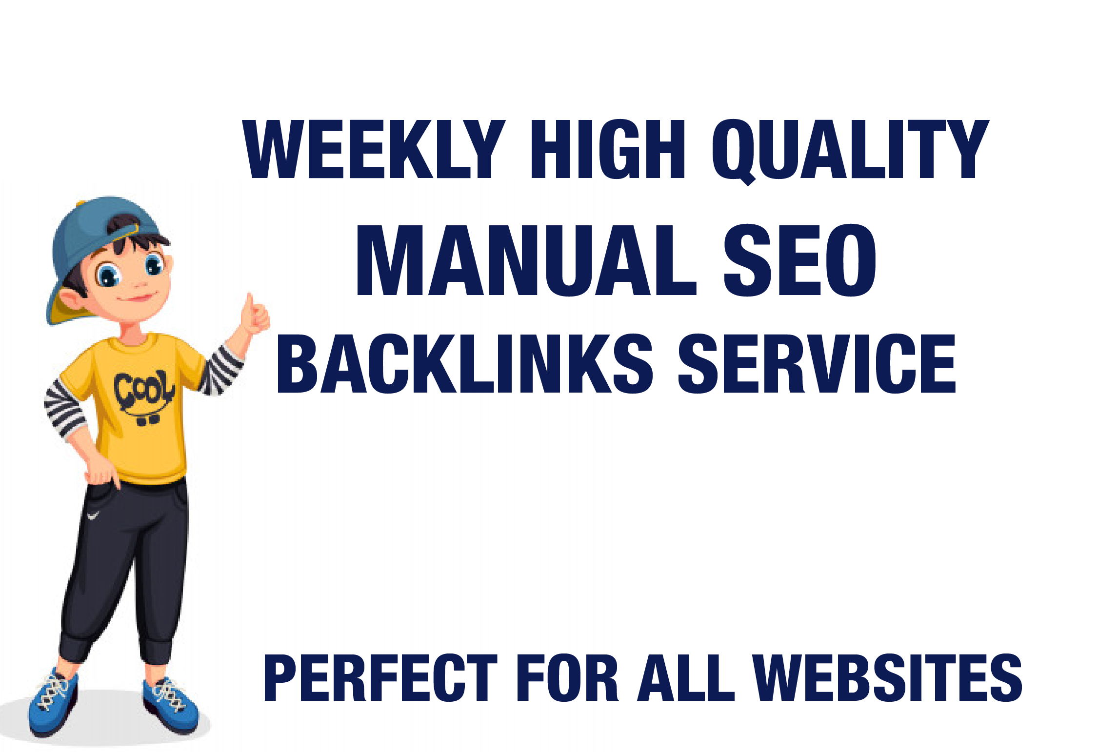 Elevate Your Ranking On Google Weekly White Hat SEO High Quality Link Building Service