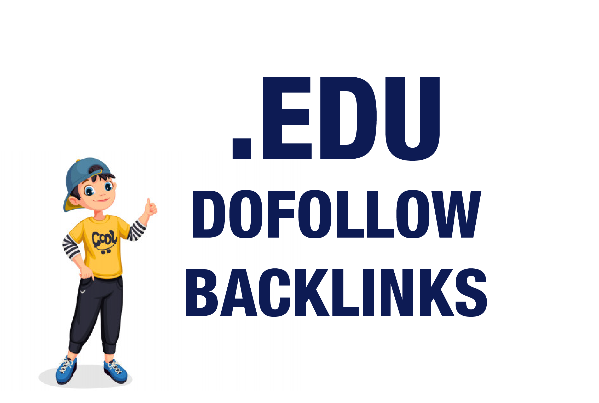 3 Do-follow Strong Edu Contextual High Pr SEO Authority Backlinks Its Not Profile Links