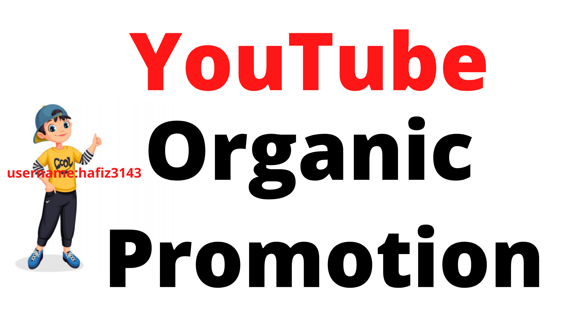 High Quality YouTube Stable Organic 5K Organic Promotion