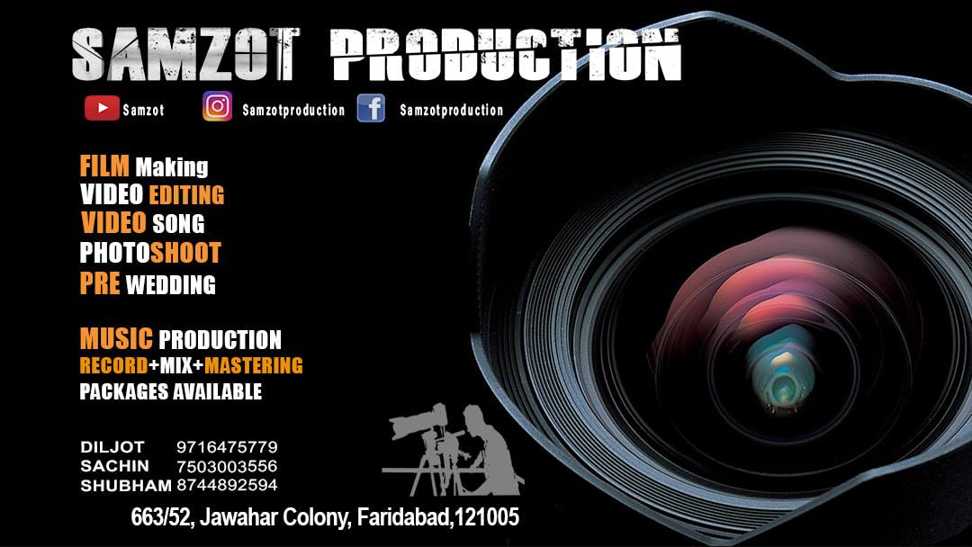 Low Budget film making & video editing service