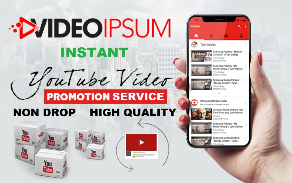 Build Targeted Youtube Video Promotion