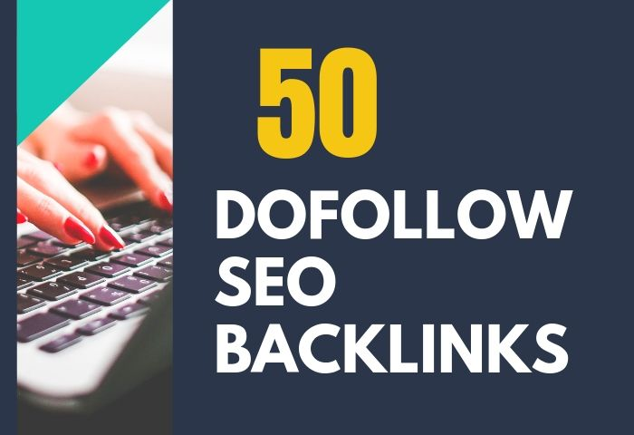 I will create 50 Hight Da Dofollow Authority Backlinks