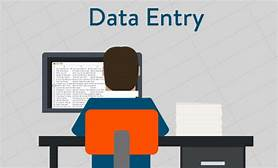 I can do any kind of data entry works