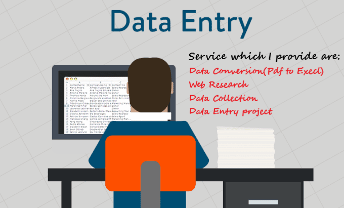 Data Conversion and organization