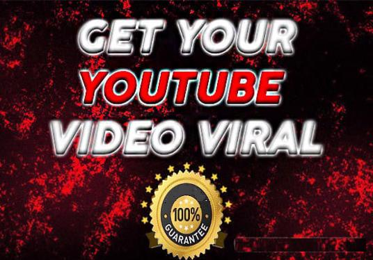 Best YouTube Promotion Or Marketing With Real Safe Audience