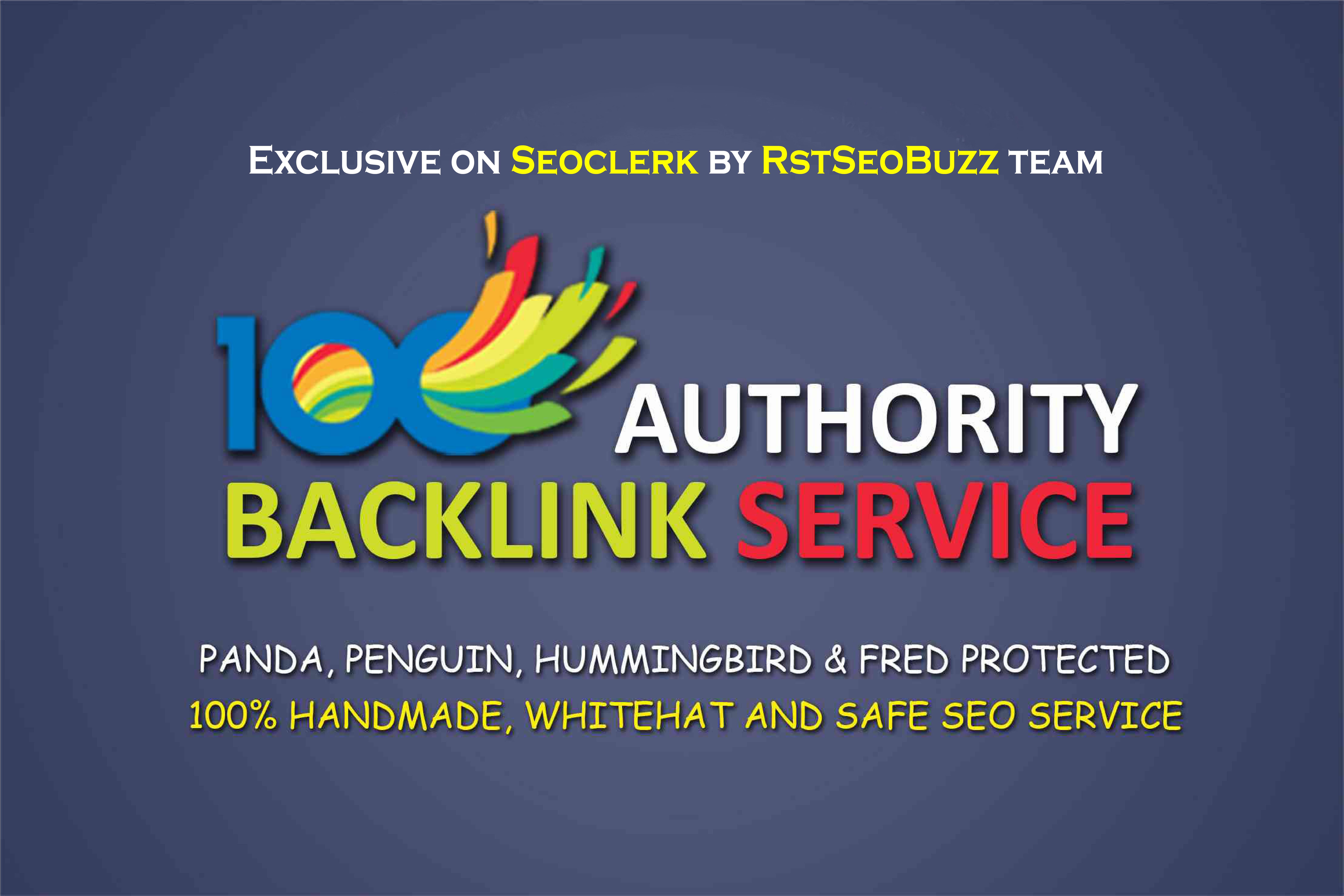 Limited Time - 100 Pr9 High Domain Authority Safe Seo Backlinks From - White Hat SEO 2021
