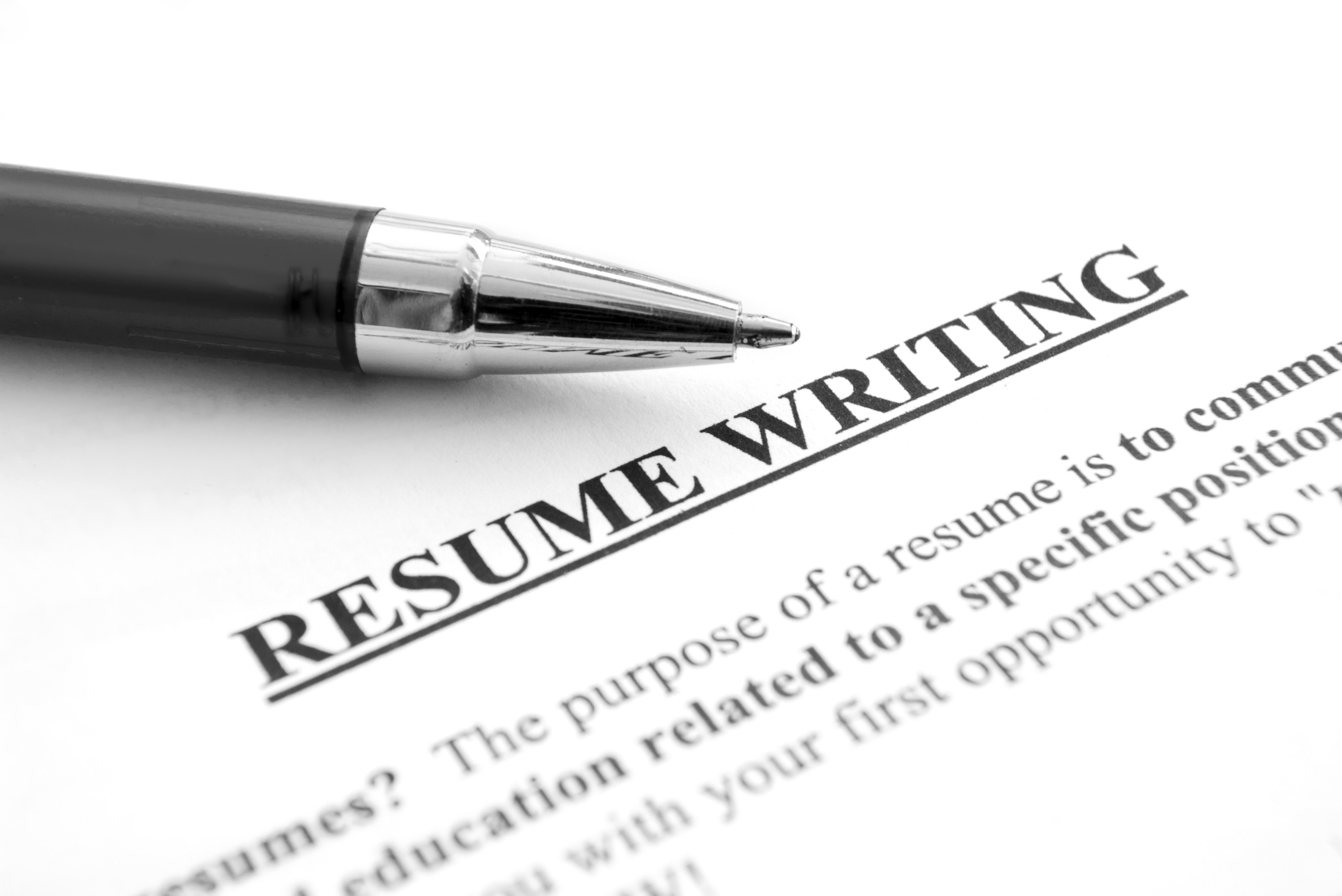 Make your cv's and resumes strong and do all your assignments for a very low price for 5