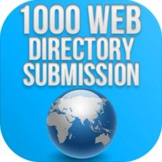 1000 directory submission for you website in less than 24 hours for high trafficking