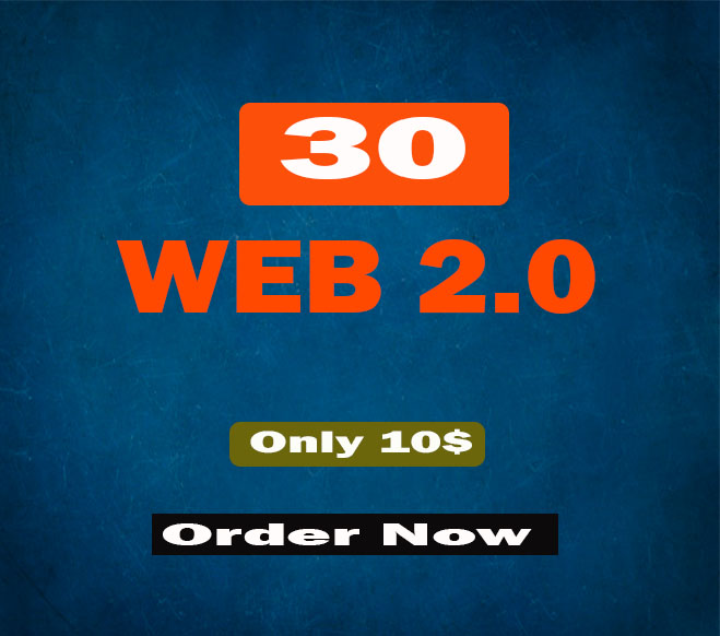 Rank Your Site with High Quality Web 2.0 Dofollow Backlinks For Your Website
