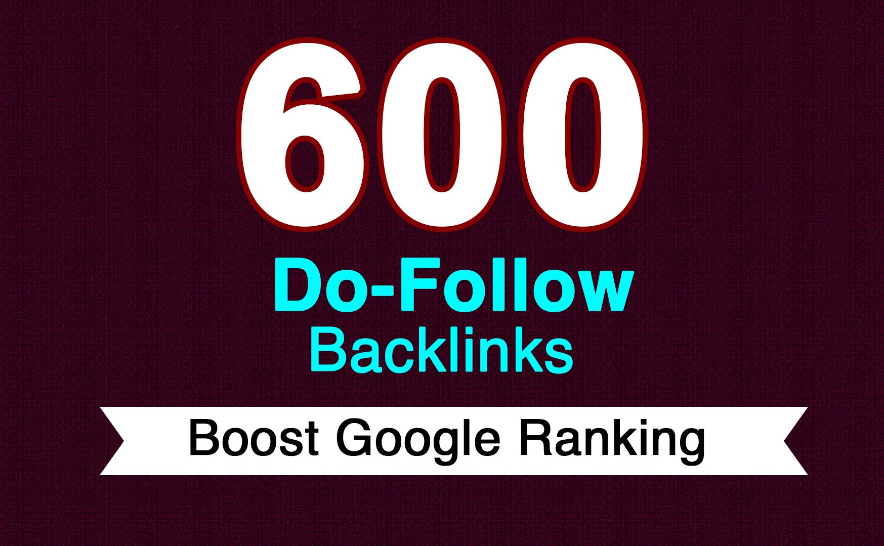 i will Provide 600+ Dofollow backlinks High authority