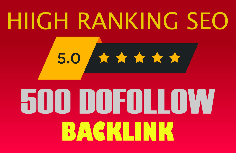 500 Blog Comments High DA Follow Link