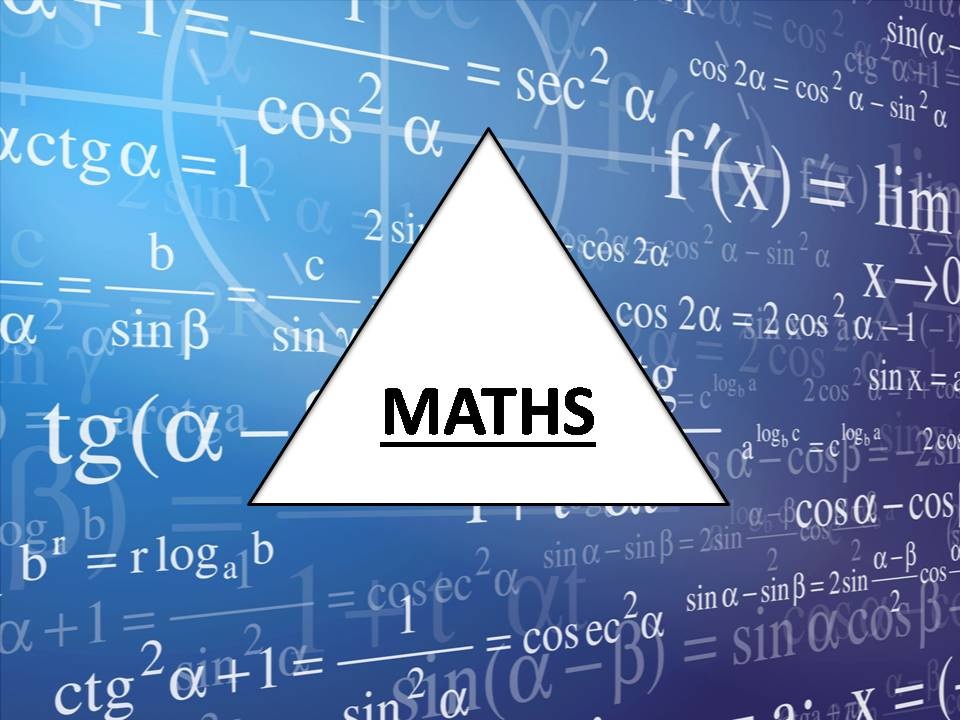 I solve maths problems and theorems