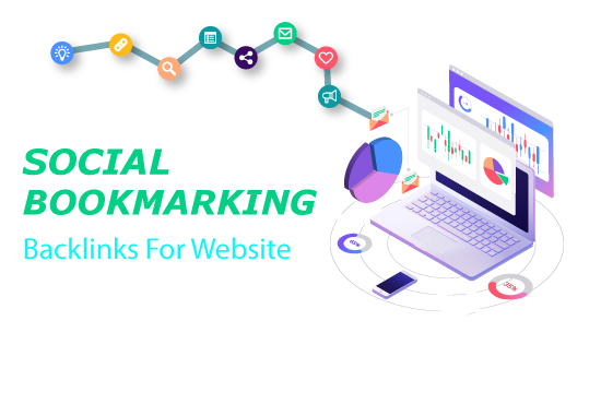 30 social bookmarking backlinks for your website