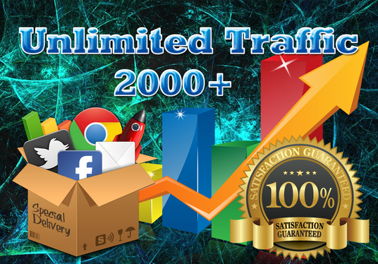 Drive safe genuine unlimited organic traffic