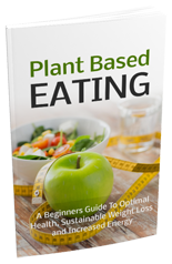 EBook Plant Based Eating new book
