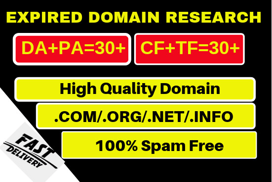 Do Best Niches Expired Domain Research For Pbn
