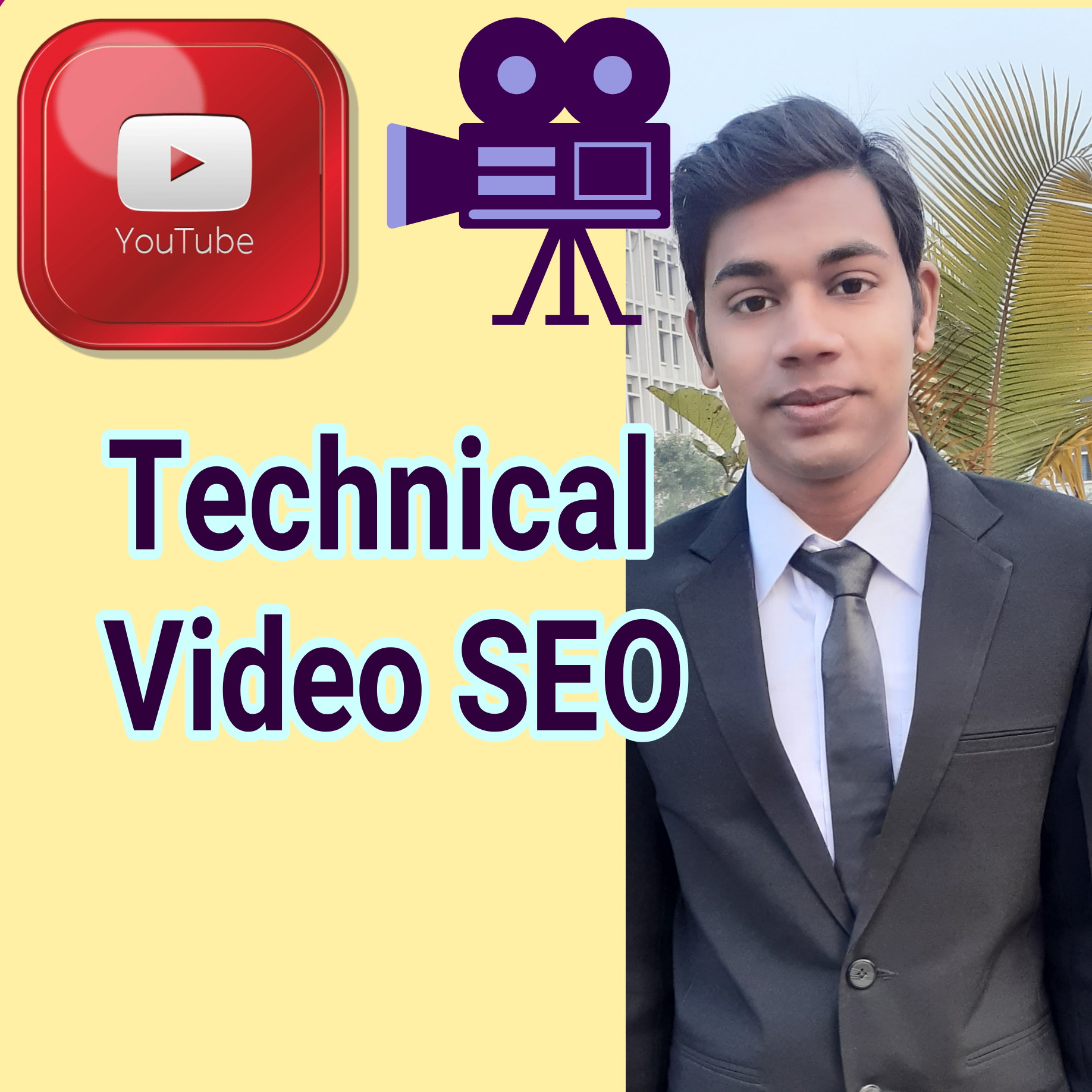 Technical Off page SEO for VIDEO
