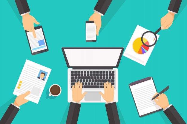All Type Of Data Entry and Documents Converting Work are welcome here.