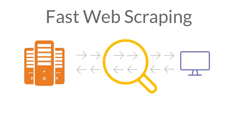 I will do web scraper, web scraping, data mining, data extraction.