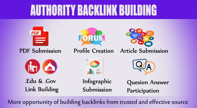 100 Dofollow High Authority Backlinks From DA 50+