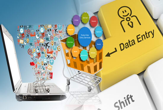 Data Entry and Any type of File Conversion