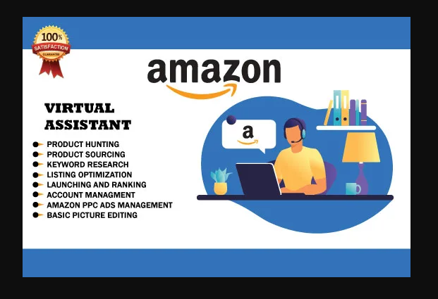 I will be your amazon expert fba pl virtual assistant