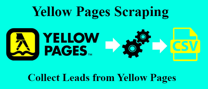 I will do yellow pages data scraping, Name email phone collection etc