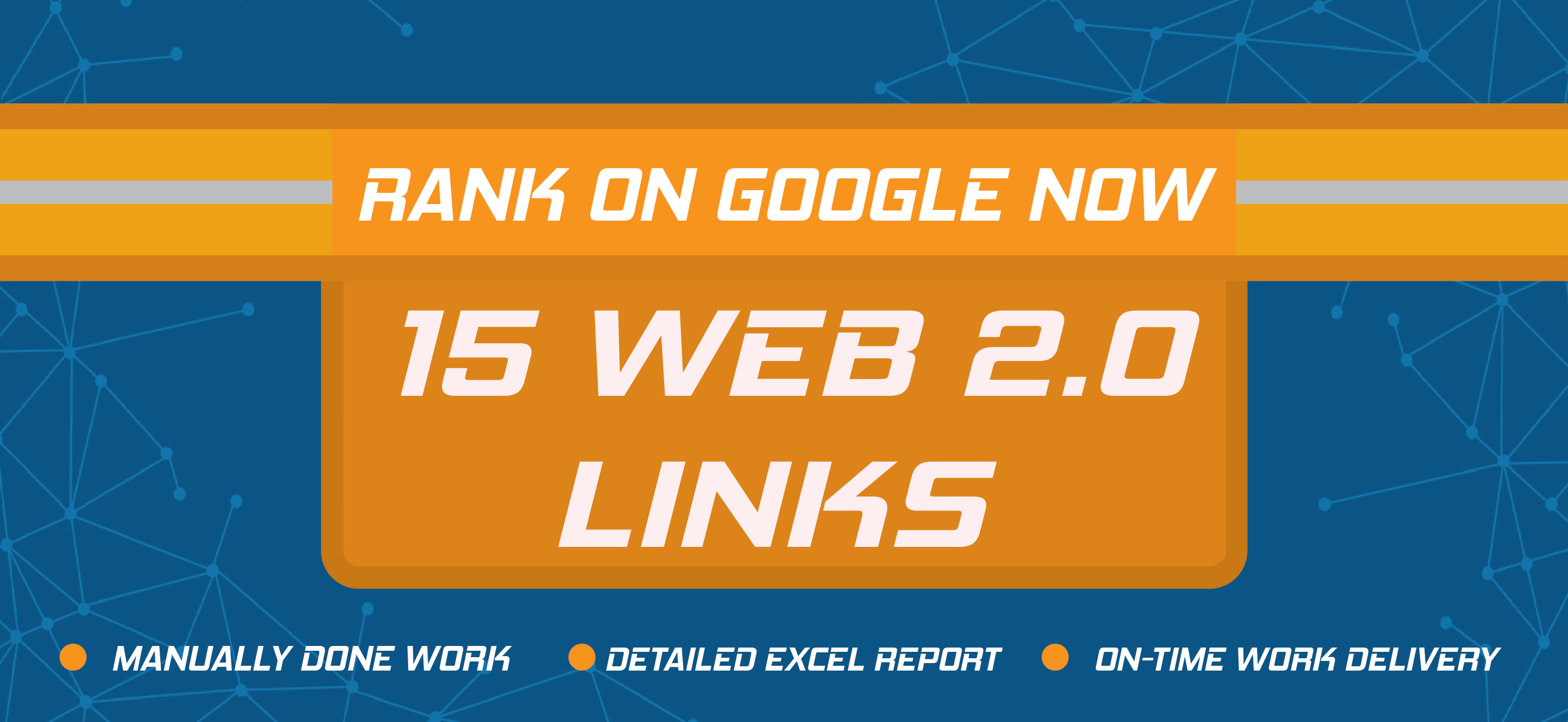Create 15 Web 2.0 Links For Your Website