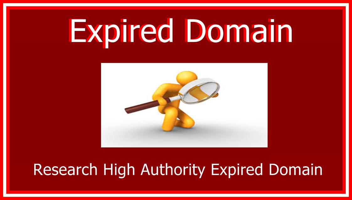 Guaranteed provider Expired Domain with high DA PA TF CF