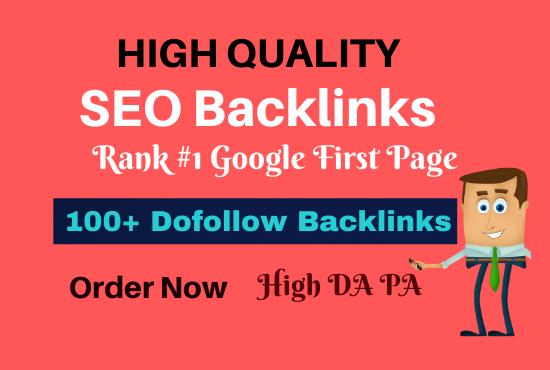 manually create 100 pr9 da 90 dofollow profile backlinks
