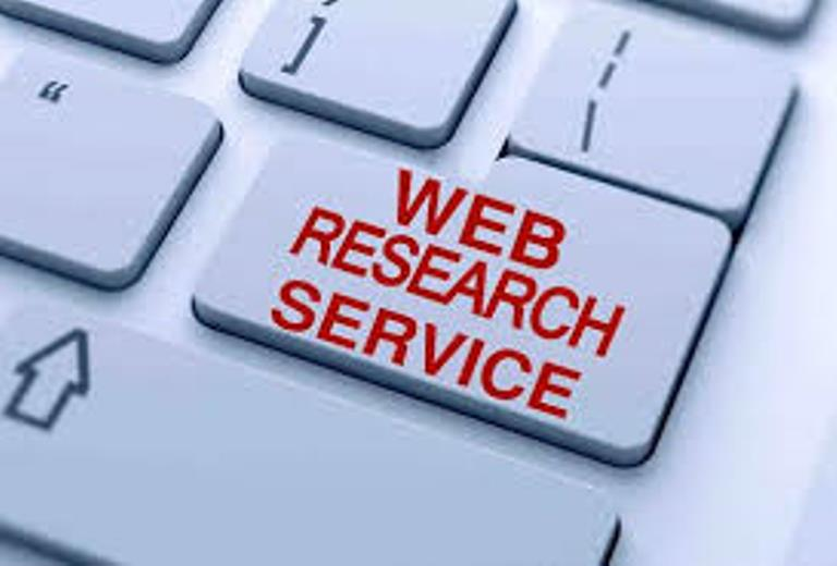 WEB RESEARCH AND ANY TYPE OF ADMIN SUPPORT WORK