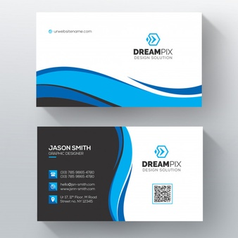 I can design amazing business cards according to your requirements