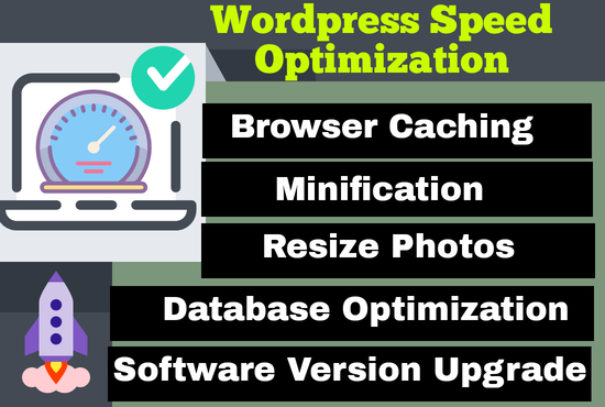 wordpress speed optimization and increase speed your website