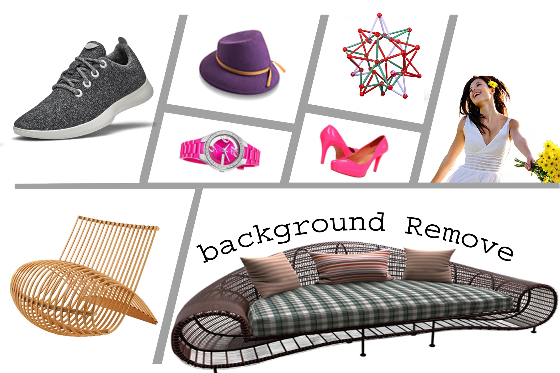 Remove your photo Background or any products (15 photo)
