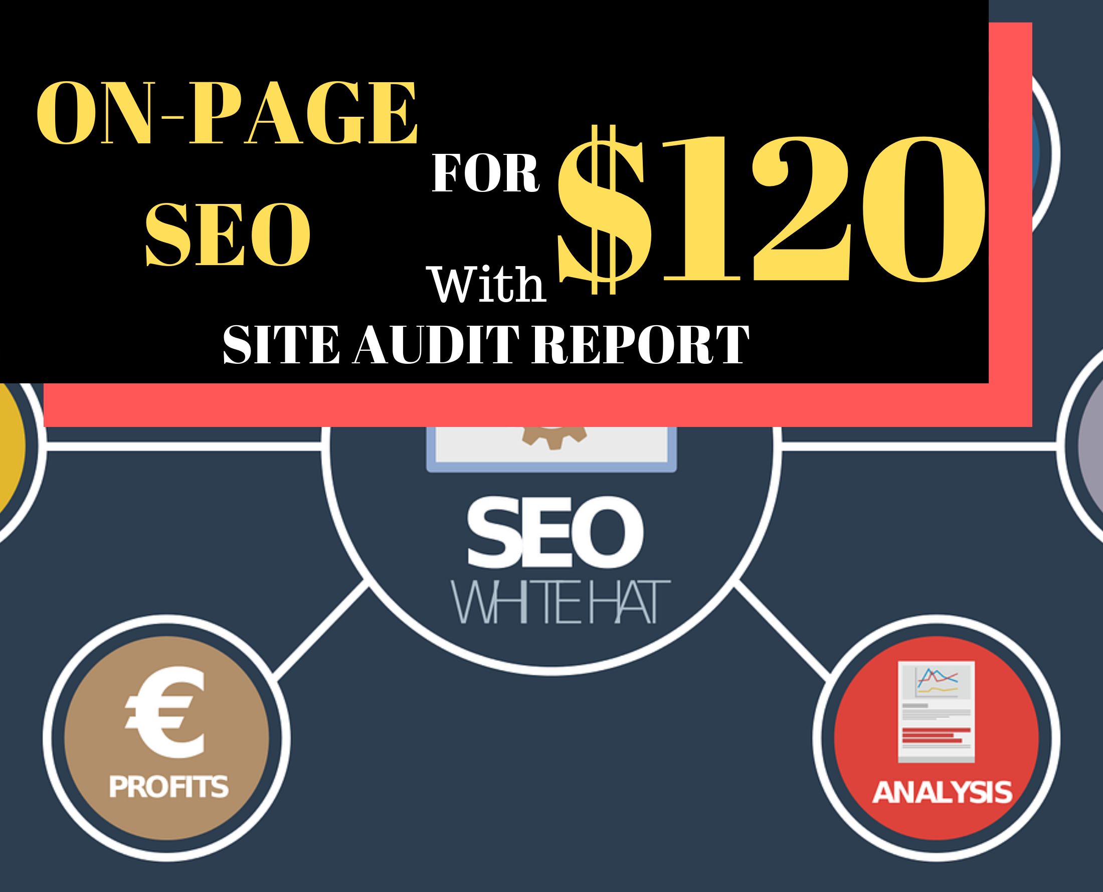 Complete ON-PAGE SEO, SEO AUDIT, 2 DAY DELIVERY