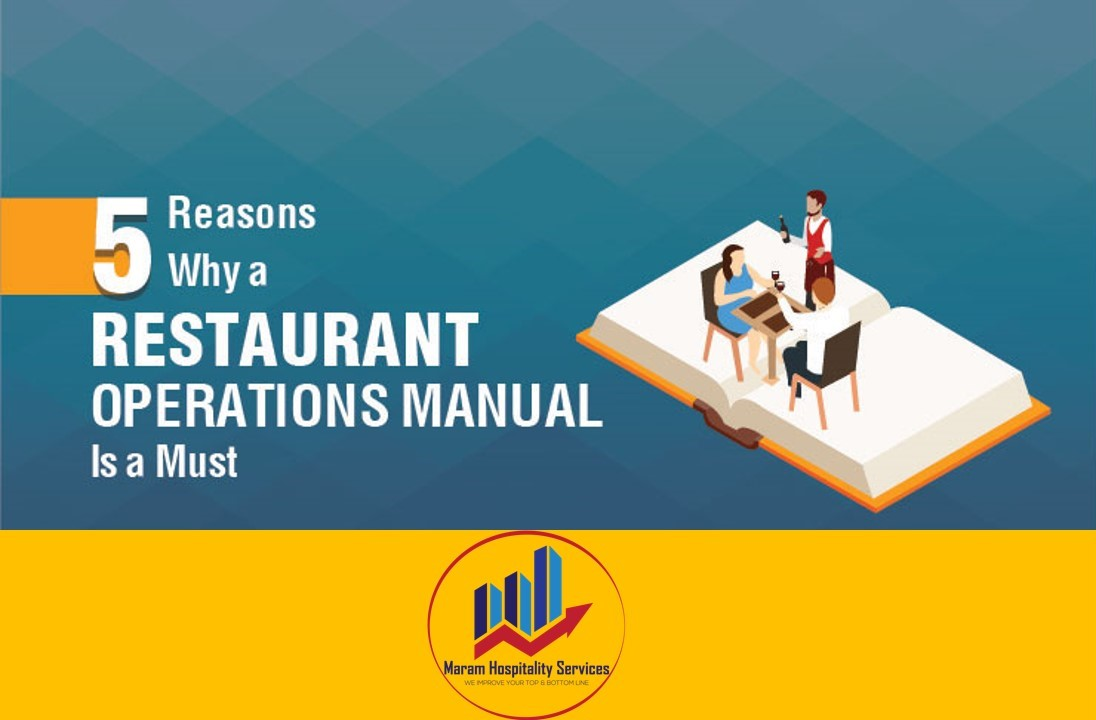 Restaurant Operation Manuals & SEP
