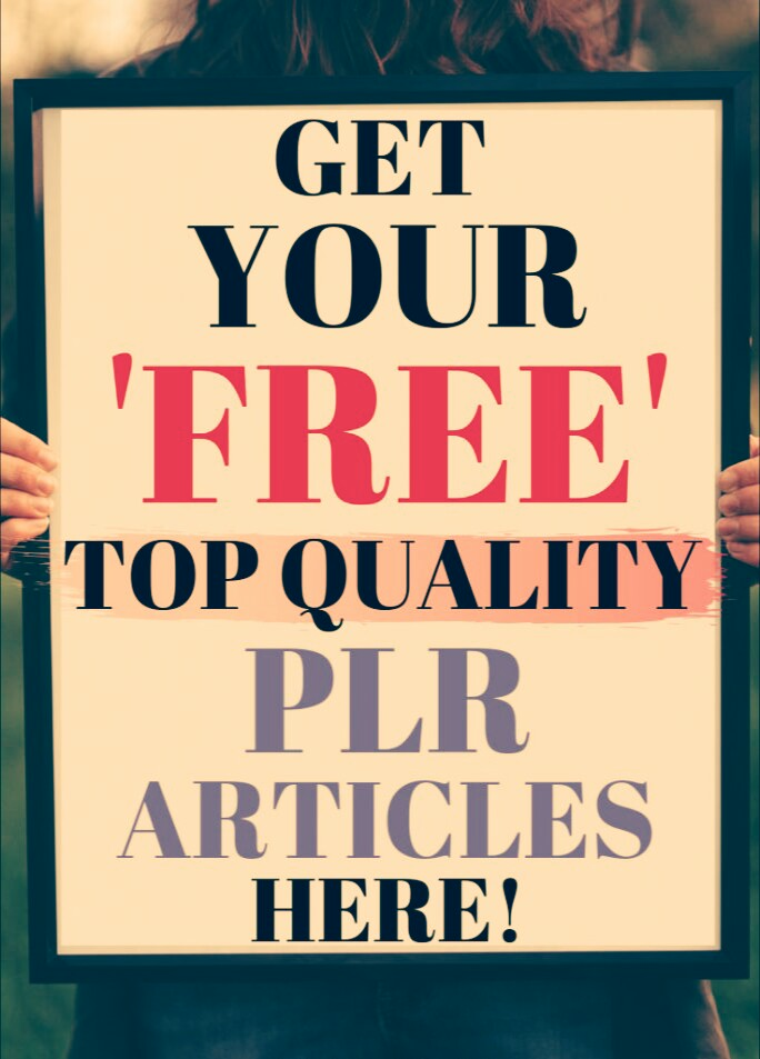 KANWAT WE give you 35K Private Label Rights PLR article