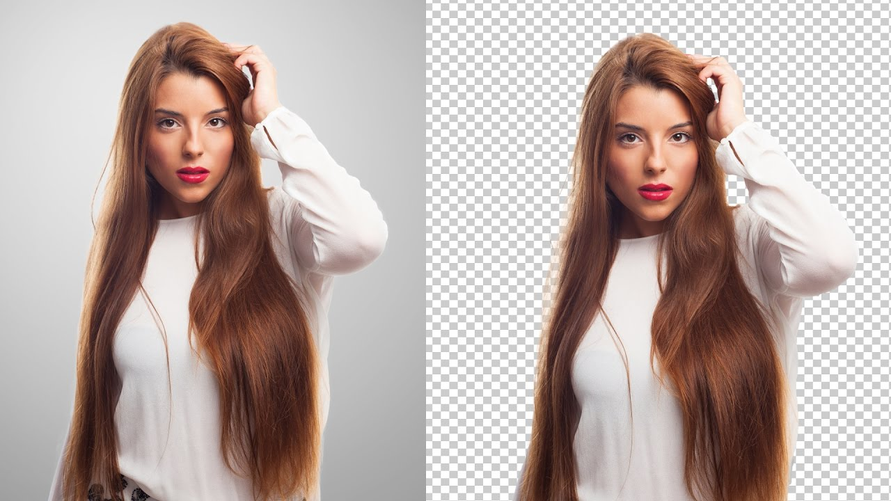 Photoshop Editing Background Removal Of 10 Images