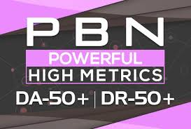 I will 10 manual PBN Dofollow Backlinks High Quality DR.DA 50