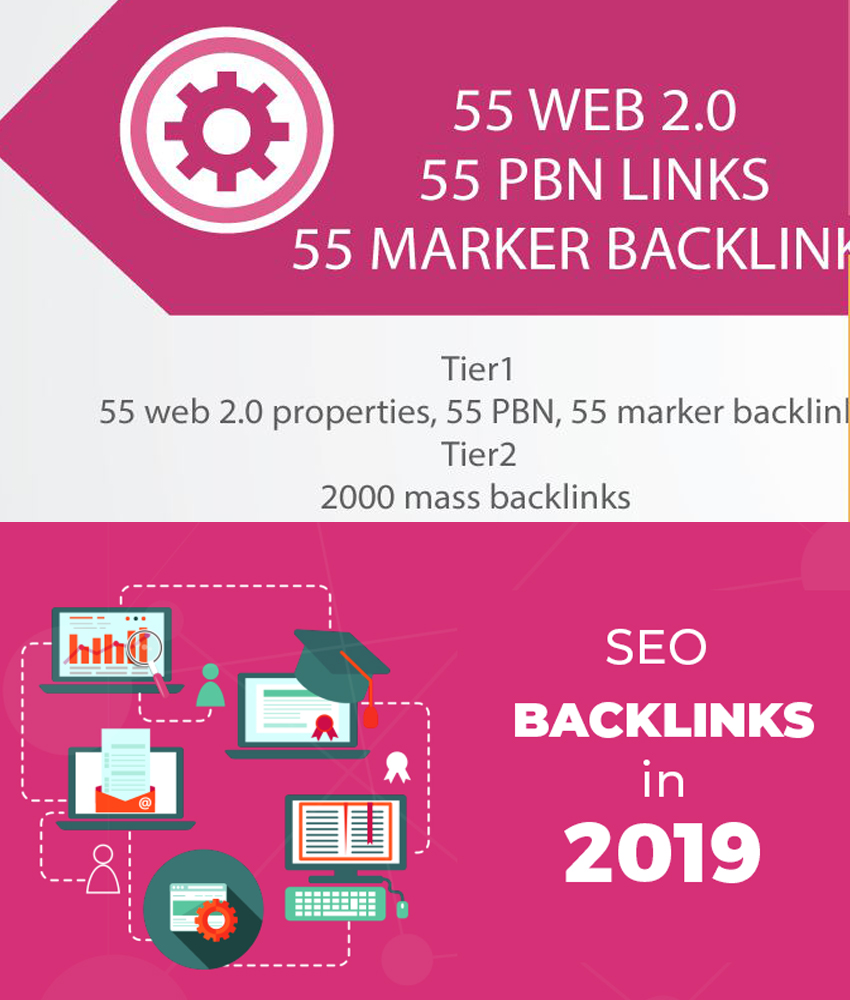 Rank Fast with high Authority 165 PR Backlinks from PBN, Web2.0 & 3K Url Redirect Links!
