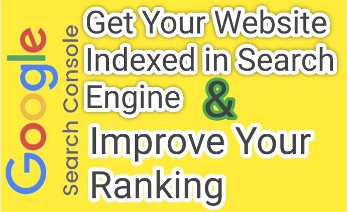 Get your website indexed in Google Bing Yahoo