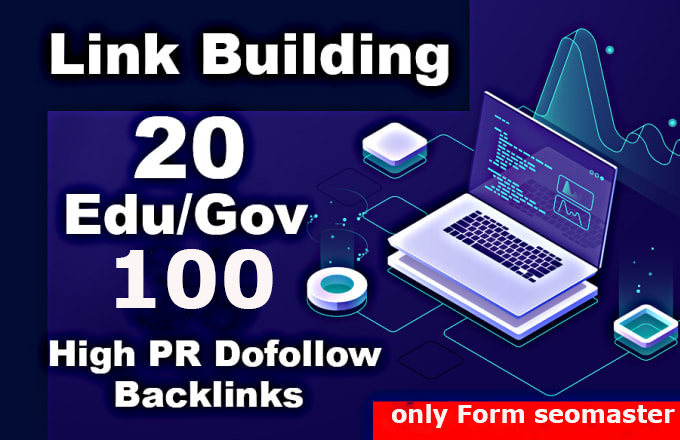 I Will Manually Do - 100 Pr9 + 20 Edu-Gov High Domains Authority Safe Seo Backlinks From