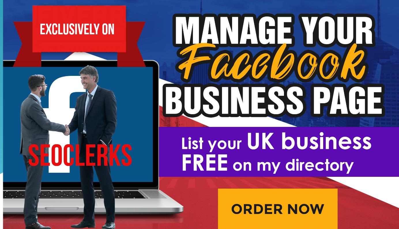Manage Your Facebook Business Page,  plus bonus