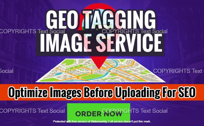 GEO Tagging - Tagged Images for Local SEO 20 images